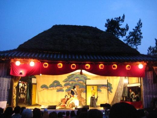 小豆島農村歌舞伎